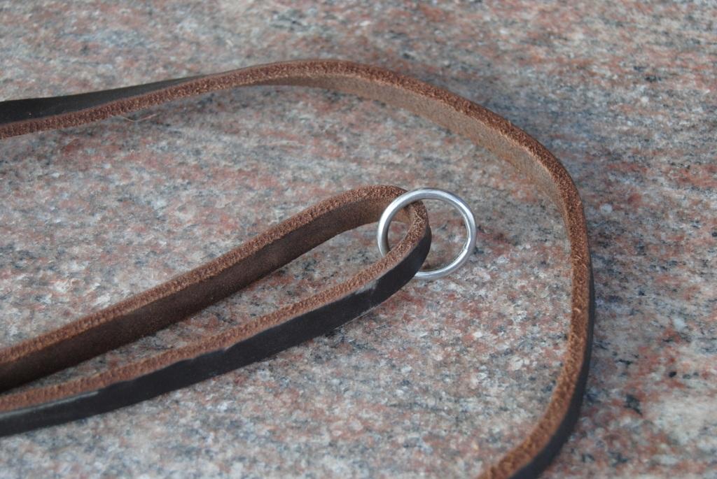 Praktisch, dieser freilaufende Ring Foto: MConsoir