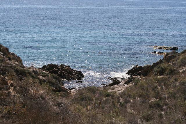 Küste Lorca