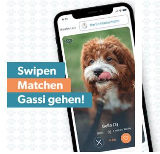 Patzo App – Tinder mit Hunden